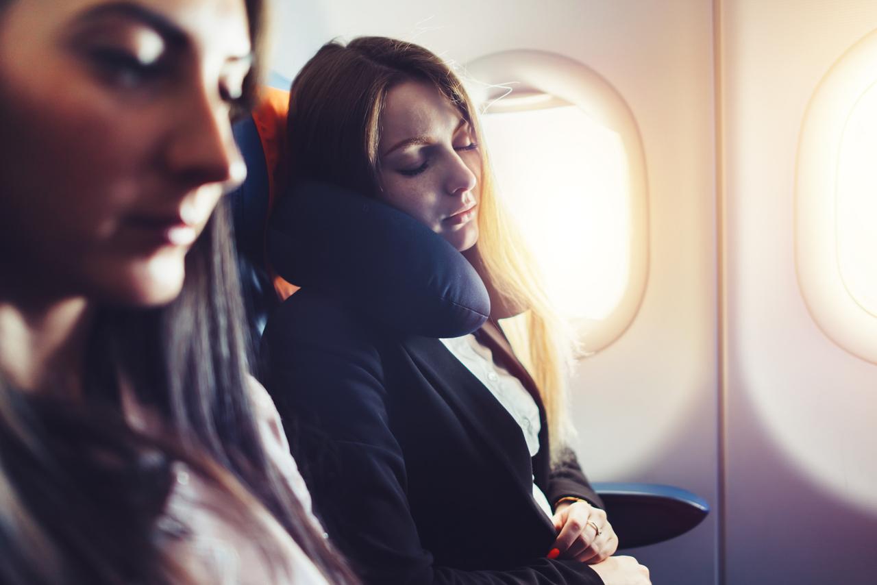Mes conseils pour bien dormir en avion