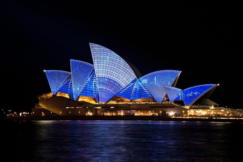 visite opéra Sydney