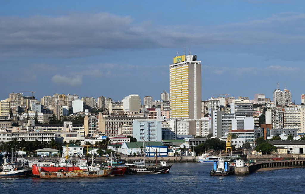 la ville de Maputo la capitale Mozambicaine
