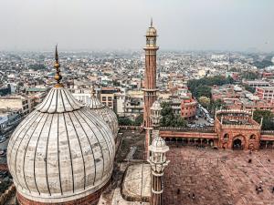 Capitale de l'Inde