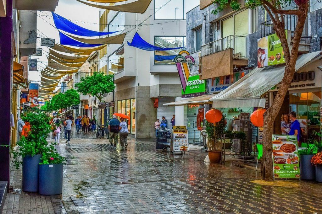 Rue de Nicosie