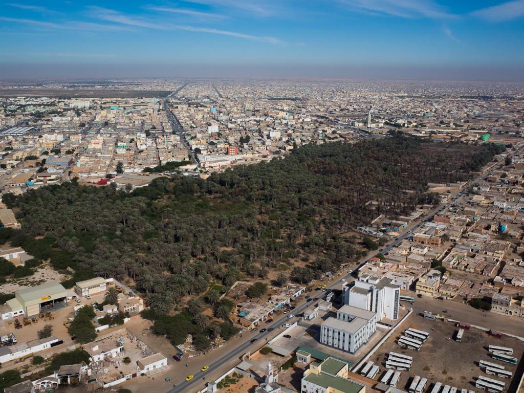 capitale de la Mauritanie