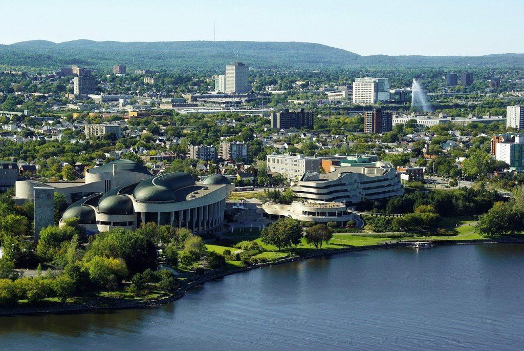 Capitale du Canada