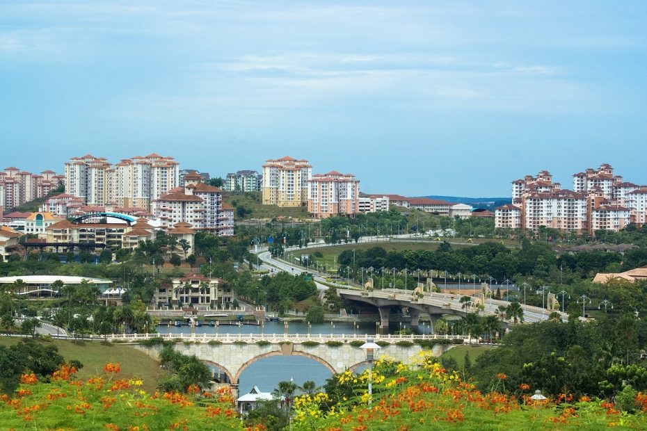capitale administrative de la Malaisie