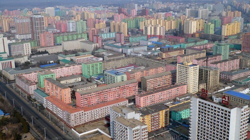 Capitale de la Corée du Nord