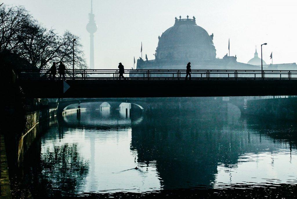 Un pont à Berlin