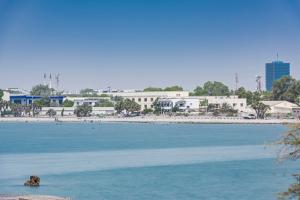 Une vue d'un pan de Djibouti