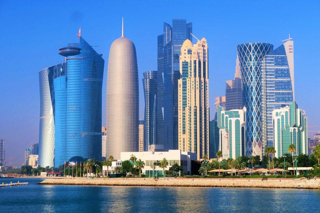 Des gratte-ciels de Doha aux Emirats arabes unis