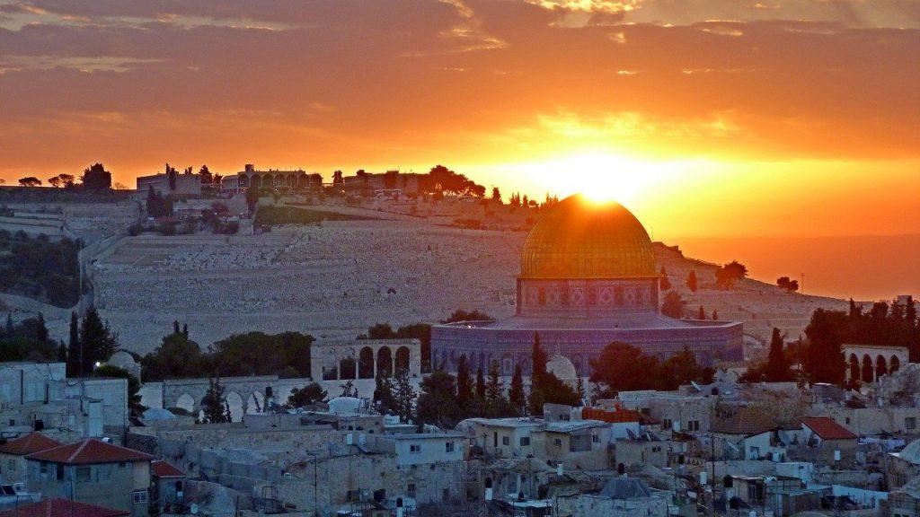 Jérusalem, capitale en J