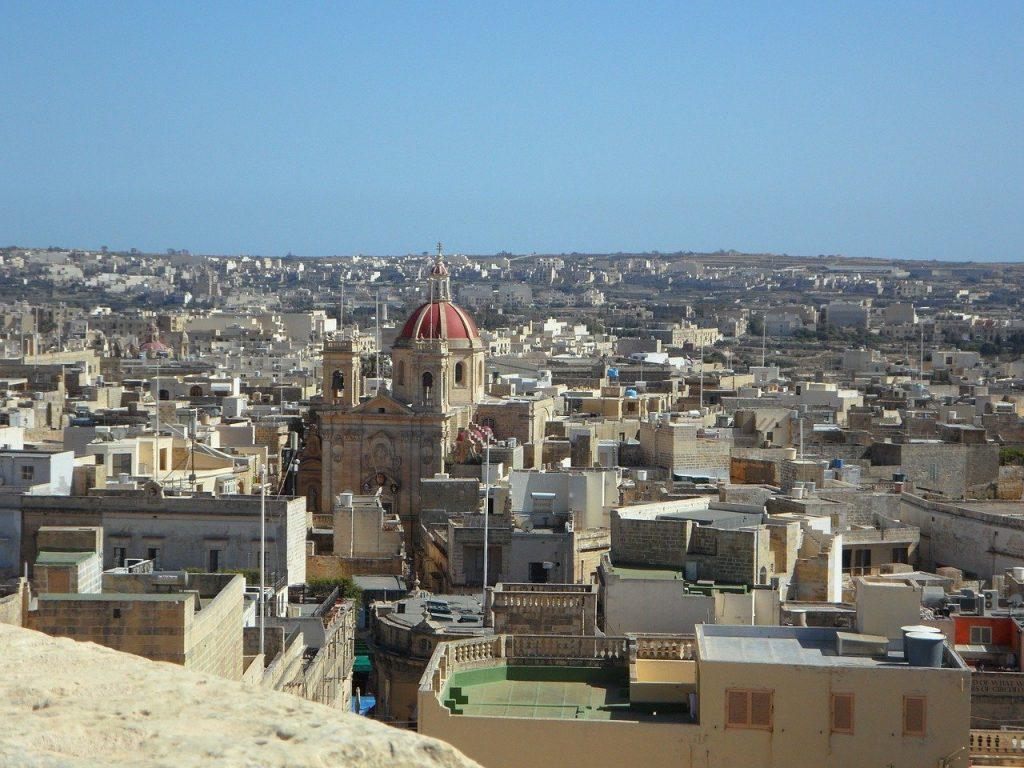 Un quartier de Rabat