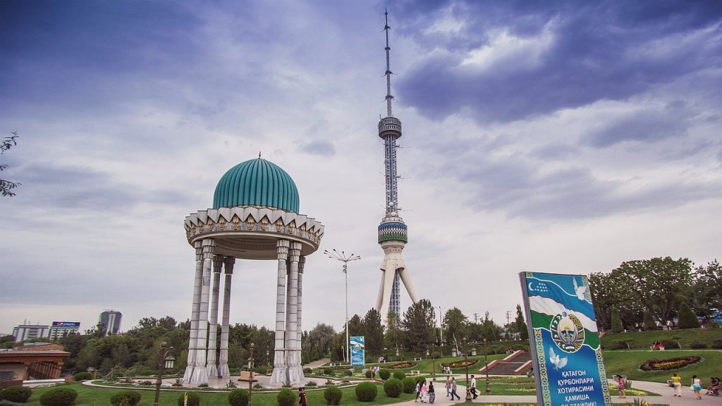 Monuments de Tachkent en Ouzbékistan