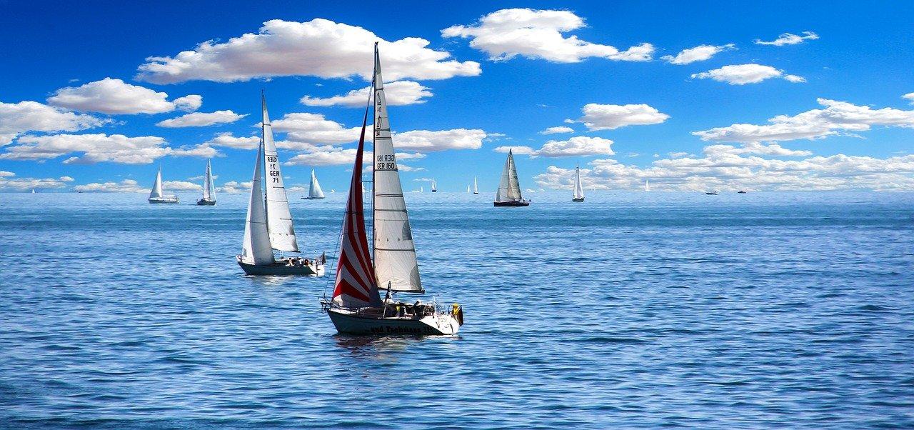 bateaux à voile